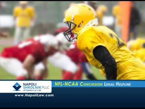 NFL NCAA Concussion Athletes