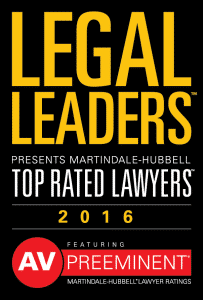 Legal Leaders 2016