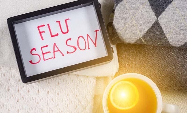 The 2019 to 2020 Flu Season Has Begun