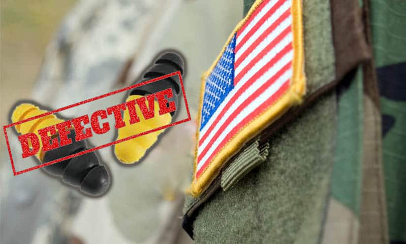 3M Military Earplugs Lawsuit