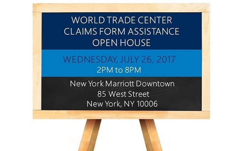 Napoli Shkolnik to Hold WTC Claims Form Open House