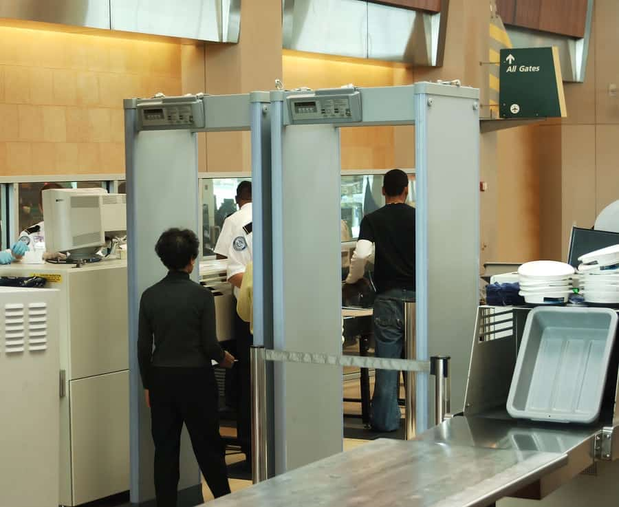 Increased Airport Security Screening Since 9/11