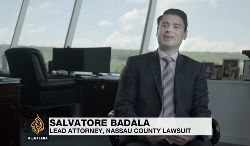 Al Jazeera Interview: Nassau County Opioid Lawsuit