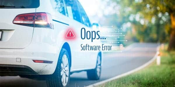 Automotive Software Failure and Car Accidents
