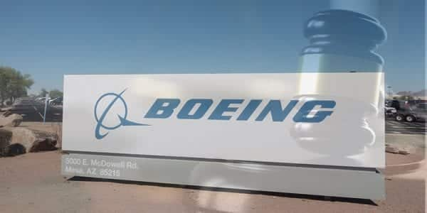 Aviation Lawsuit Filed Against Boeing Regarding Hard Landing
