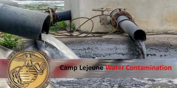 Water Contamination at USMC Base, Camp Lejeune, NC