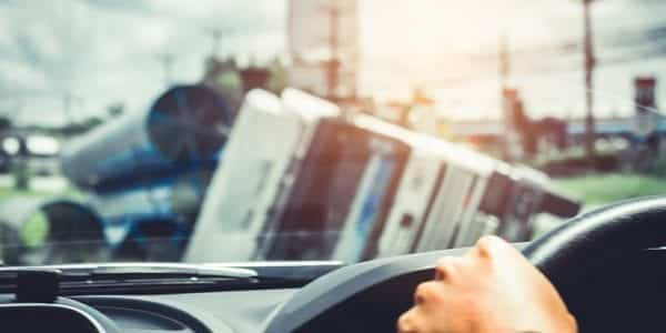 Who is Liable in a Commercial Vehicle Accident?