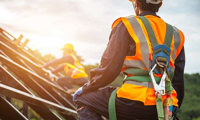 Top Five Construction Accident Causes