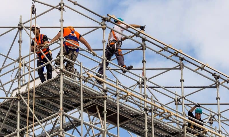 Construction and Scaffold Accidents