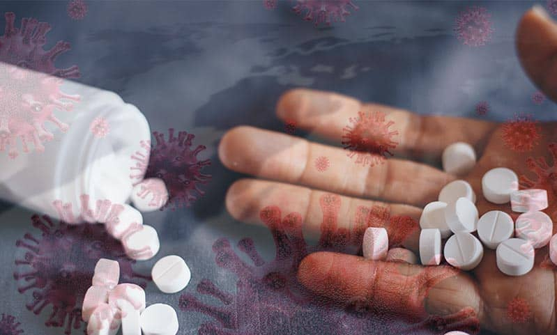 Coronavirus Leads to More Drug Overdose Deaths · Napoli Shkolnik