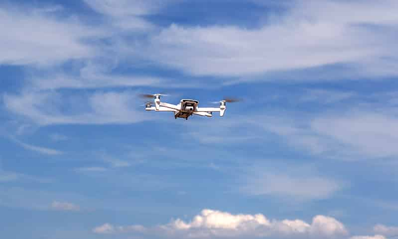 FAA Authorizes Drone Flyovers