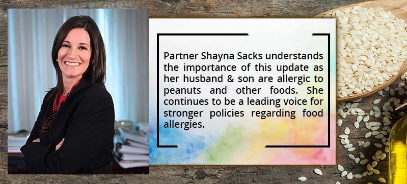 Shayna Sacks FASTER Act
