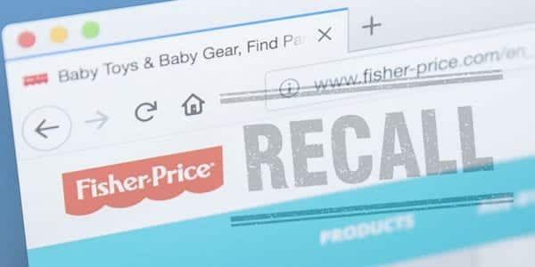 Fisher-Price Issues Recall Due To Infant Deaths