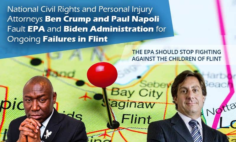 The EPA Should Stop Fighting Against the Children of Flint