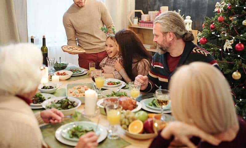Tips for Having a Food-Allergy Safe Holiday