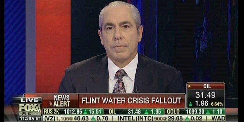 Hunter Shkolnik on Flint Michigan Water Crisis