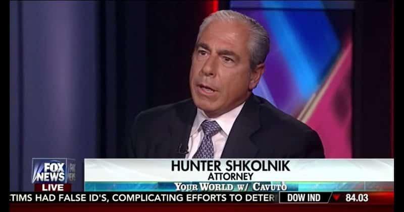 Hunter Shkolnik on Fox News About Pokemon Go