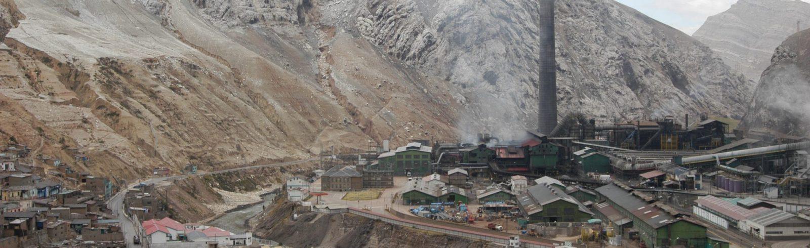 La Oroya Peru Lead Contamination