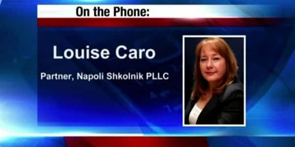WIVB News-4 Interviews Louise Caro re: Wheatfield Landfill