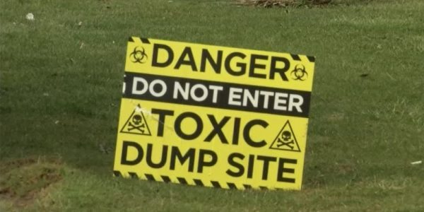 Louise Caro on Spectrum News: Toxic Wheatfield Landfill