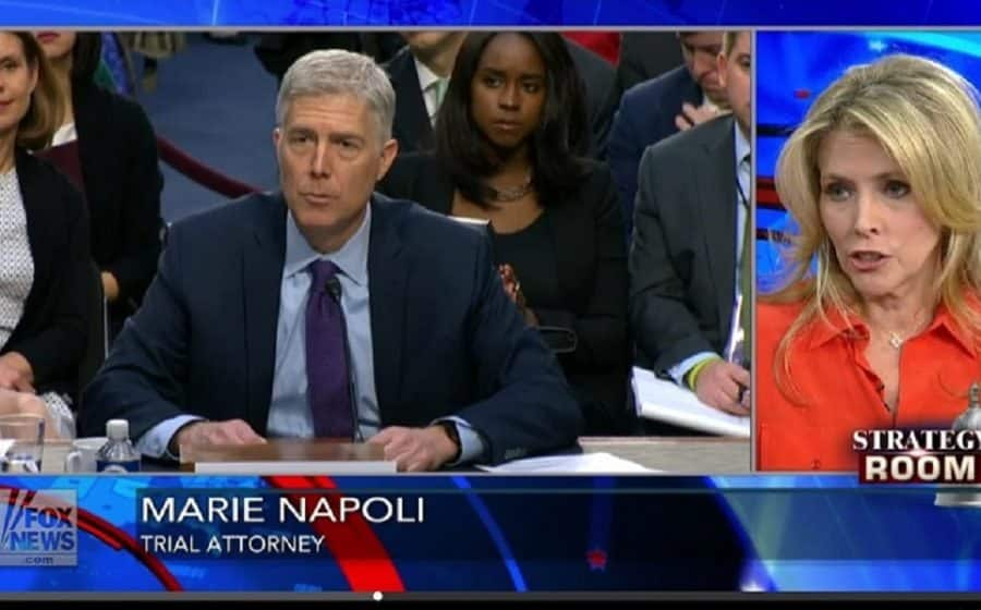 MN on FoxNews Gorsuch - Gallery 2
