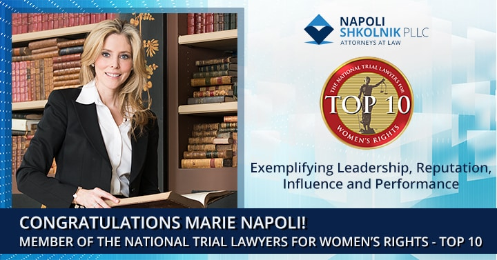 Marie Napoli: National Trial Lawyers for Women's Top 10