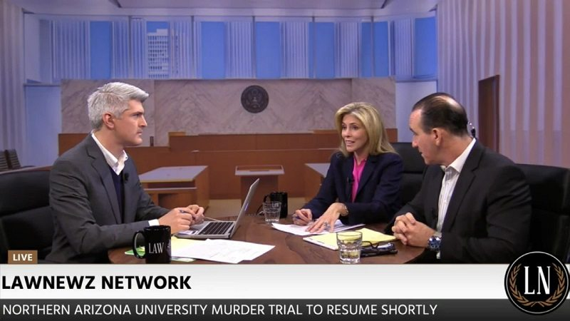 Marie Napoli on LawNewz Network: Aaron Hernandez Trial