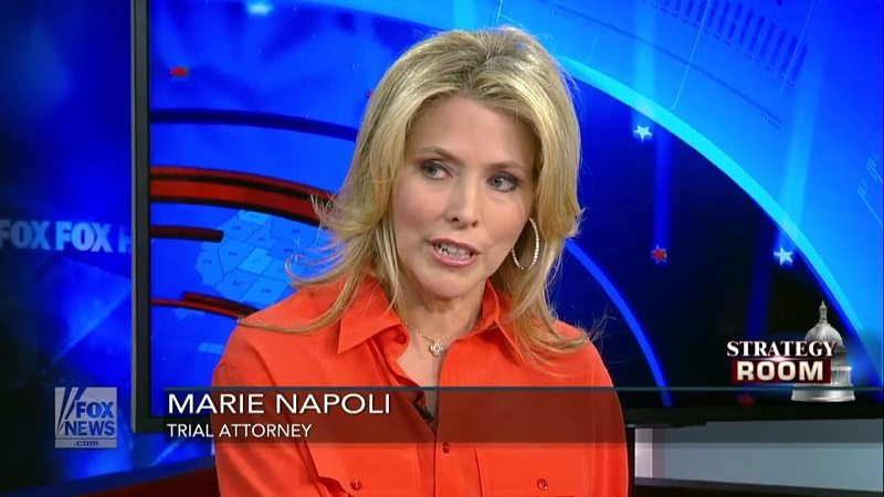 Marie Napoli on FoxNews – Comey and Gorsuch