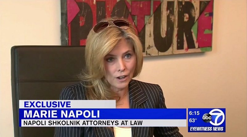 Napoli Shkolnik Attorney on WABC About Opioid Litigation