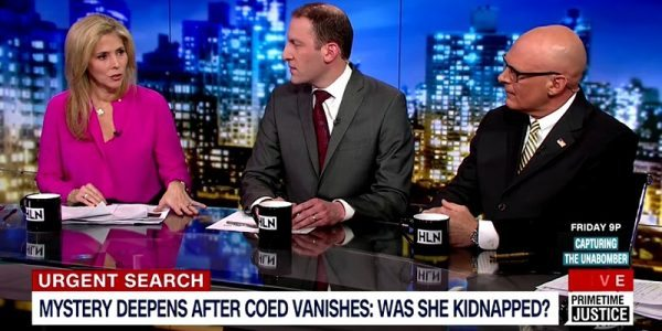 Marie Appears on HLN's PrimeTime Justice