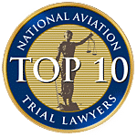 National Aviation Trial Lawyers Top 10
