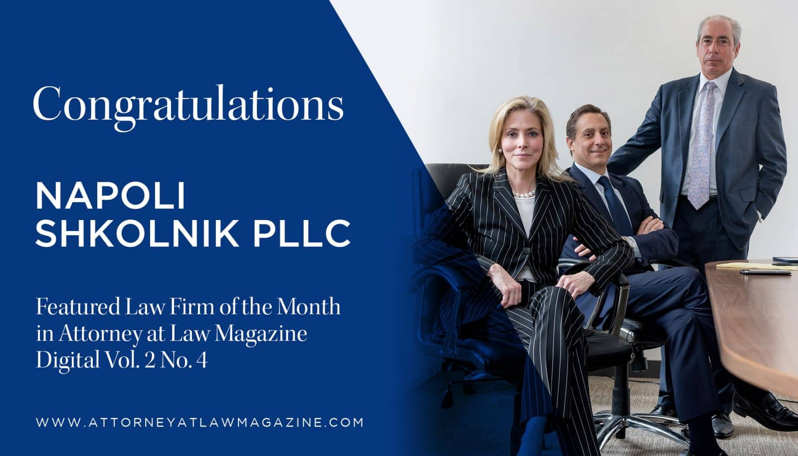 Our Attorneys Nationwide Legal Team Napoli Shkolnik Pllc