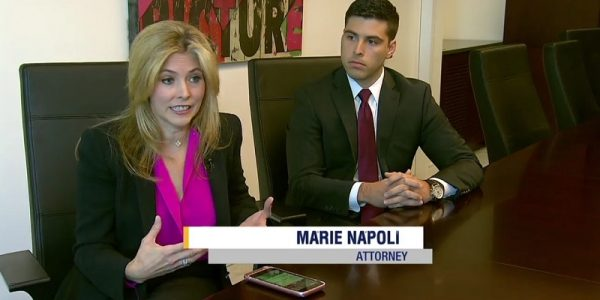 Marie Napoli on News12 Long Island: Biomonitoring for Westhampton Residents