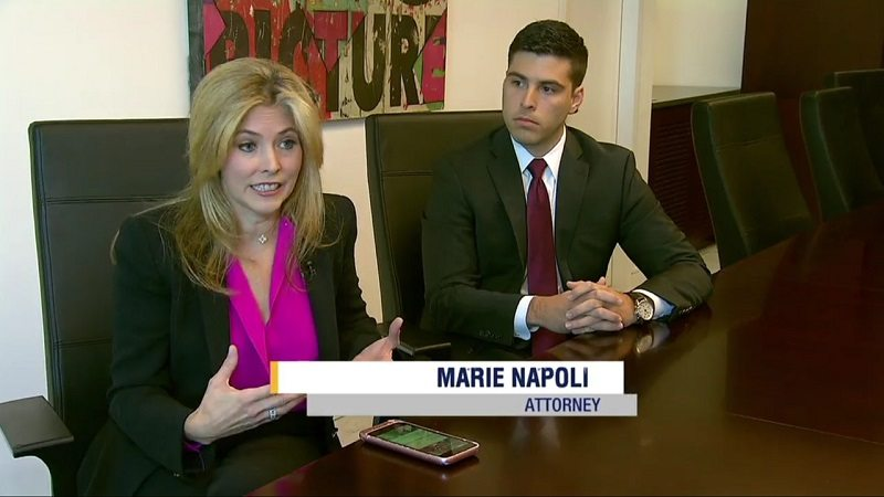 Marie Napoli on News12 LI: Biomonitoring for Westhampton