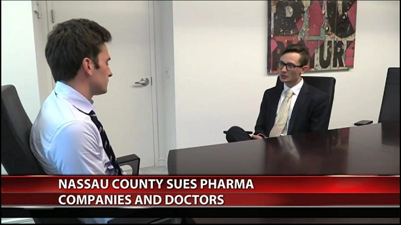 FiOS News 1: Napoli Shkolnik Files Opioid Lawsuit