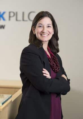Partner and Attorney Shayna Sacks