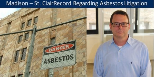 Mesothelioma Lawyer Patrick Haines Re: Asbestos Docket