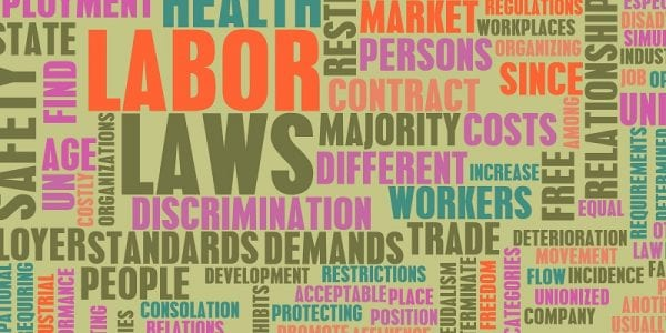 Class Action Lawsuit Filed Alleging Labor Law Violations