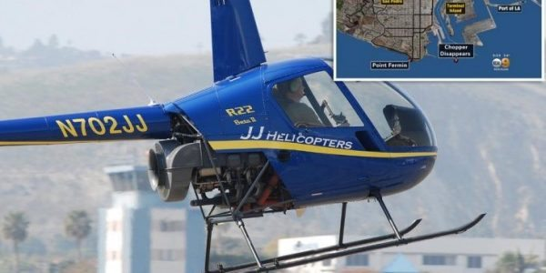 Sunset Helicopter Charter Flight Turns Fatal