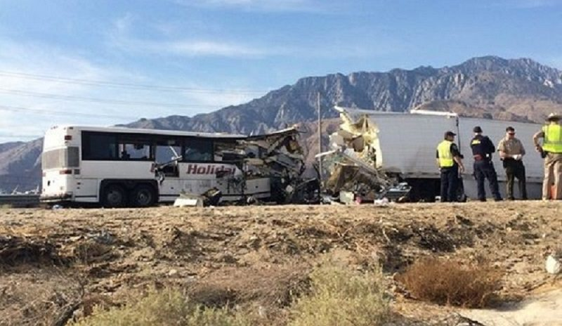 Los Angeles Tour Bus: 13 Passengers Confirmed Dead