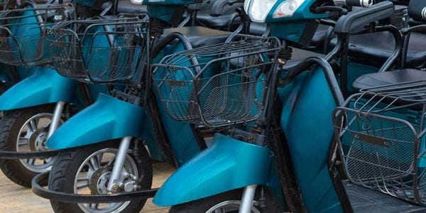 Revel Puts Brakes on NYC Moped Leasing Service