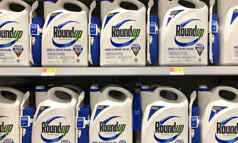 Action Seeks to Block Sale of Weed Killer Roundup