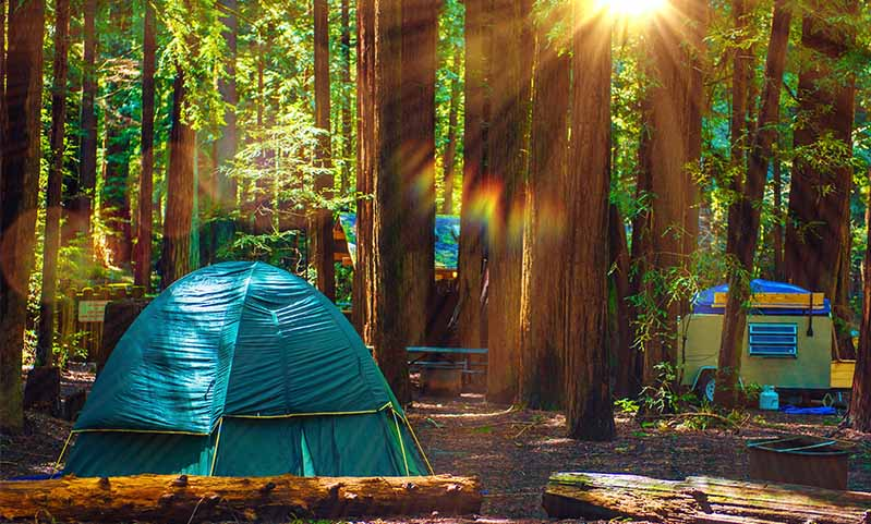 Is Camping Safe in the Coronavirus Era?