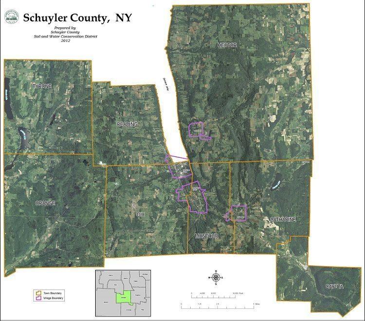 Schuyler County, NY Retains Napoli Shkolnik in Opioid Fight