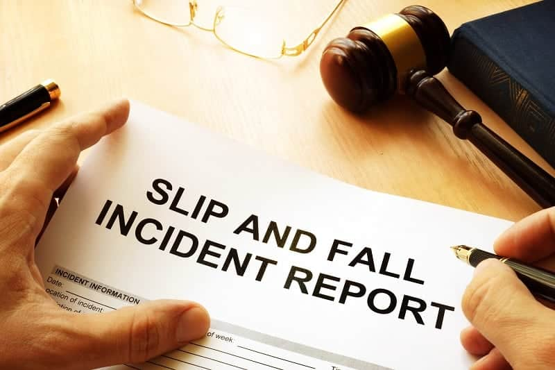 Who is Responsible for a Slip or Fall on Government Property
