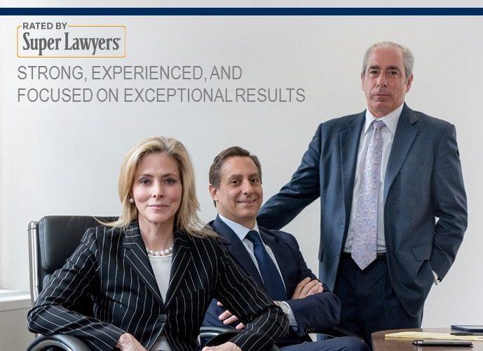 Napoli Shkolnik Attorneys Listed in 2016 Super Lawyers