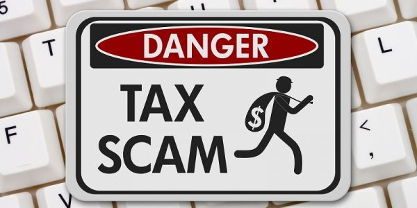 Watch Out For These Five Income Tax Scams