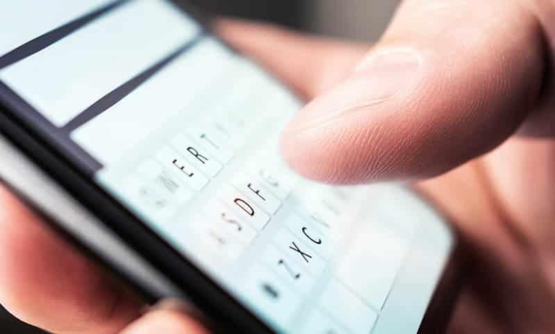 Beware of Fake DMV Texts
