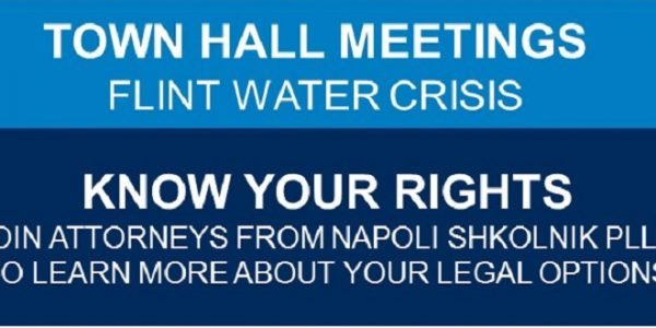 Flint Water Crisis Town Hall Meetings