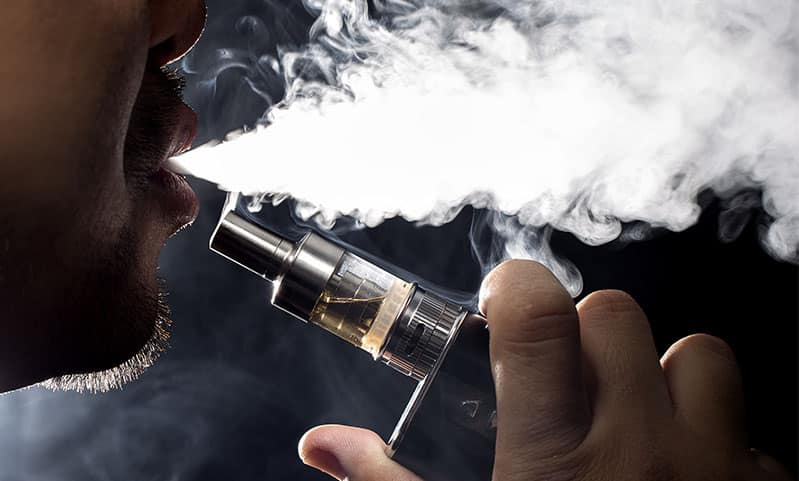 Vaping Related Injuries, Deaths Linked to Specific Chemical
